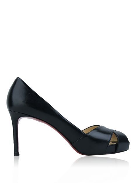Sapato Christian Louboutin Shelley Preto
