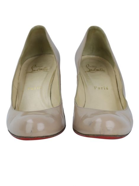 Scarpin Christian Louboutin Simple Pump Nude