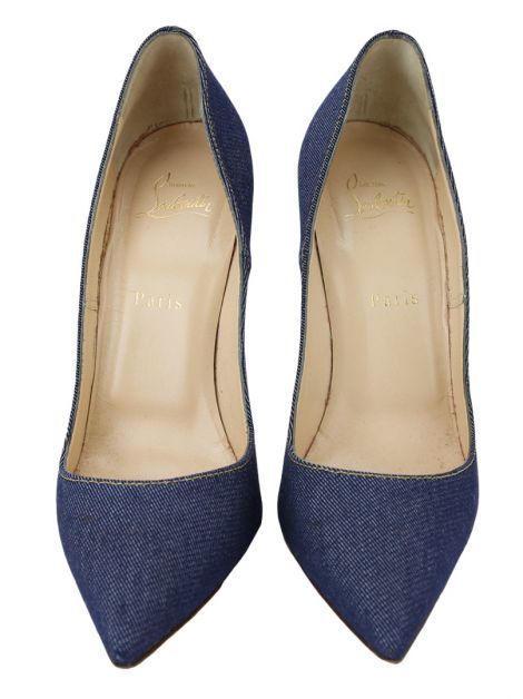 Sapato Christian Louboutin So Kate Jeans