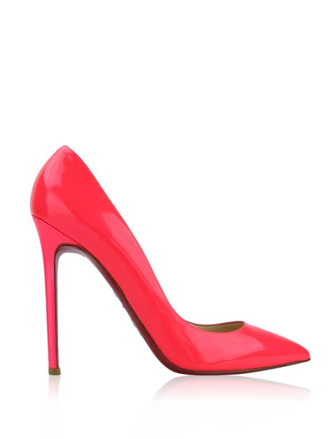Sapato Christian Louboutin So Kate Pink