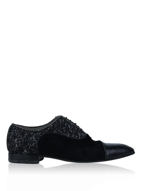 Oxford Christian Louboutin Bruno Orlato Derby Preto