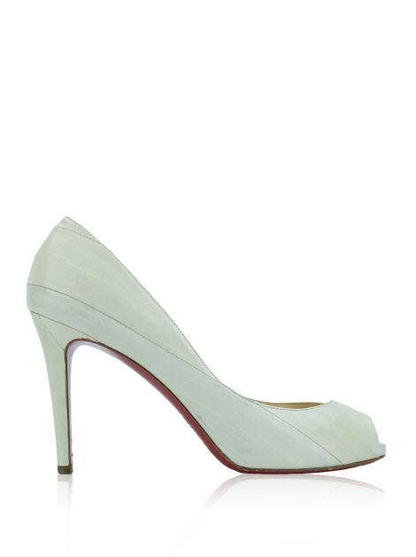 Sapato Christian Louboutin You You Verde