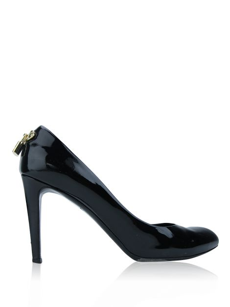 Sapato Louis Vuitton Oh Really Pump Preto