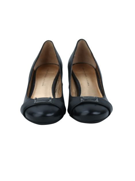 Sapato Marc by Marc Jacobs Couro Preto