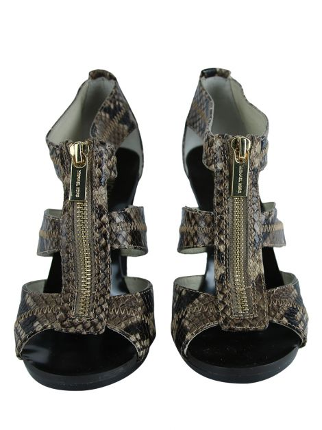 Sapato Michael Michael Kors Berkley Animal Print