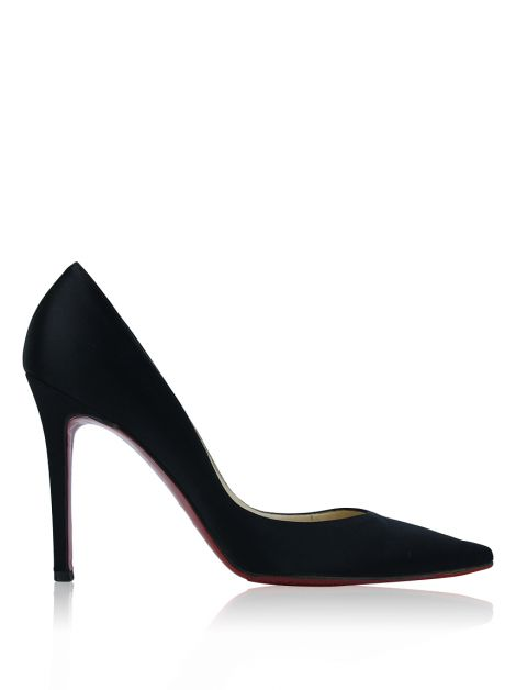 Scarpin Christian Louboutin So Kate Preto