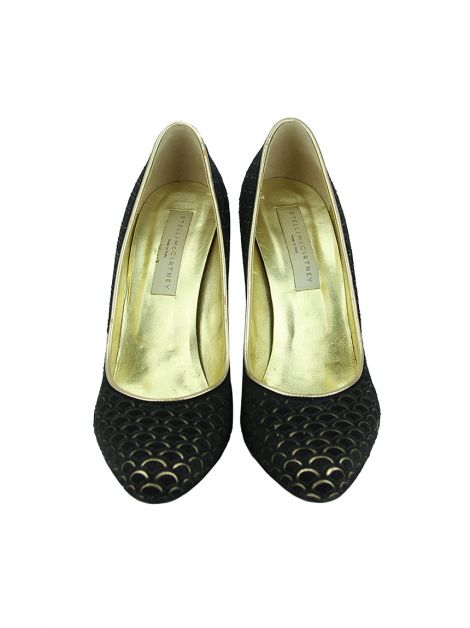 Scarpin Stella Mccartney Preto