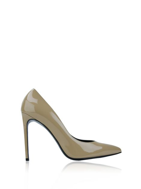 Scarpin Yves Saint Laurent Paris Skinny 105 Pump Nude