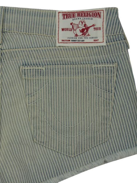 Shorts True Religion Jeans Listrado