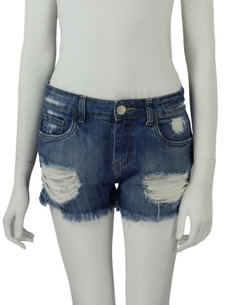Shorts Bo.Bô Destroyed Jeans