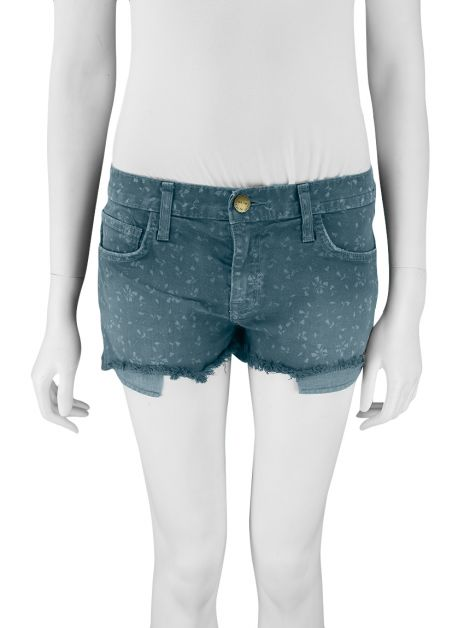 Shorts Current Elliott Jeans Estampado