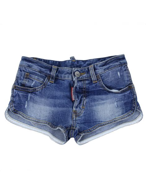 Shorts Dsquared2 Jeans Infantil