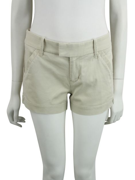Shorts Juicy Couture Tecido Nude
