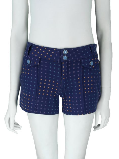 Shorts Marc By Marc Jacobs Poás Coloridos