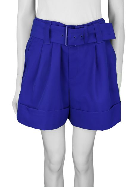 Shorts Marc Jacobs Amplo Azul