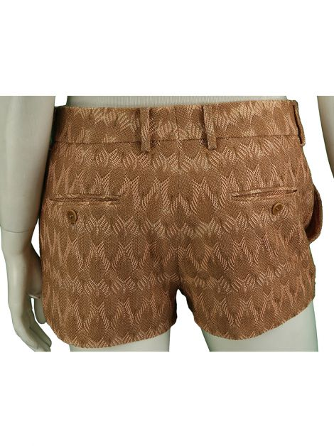 Shorts Missoni Renda Claro