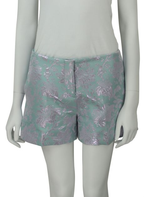Shorts Miu Miu Curto Estampado