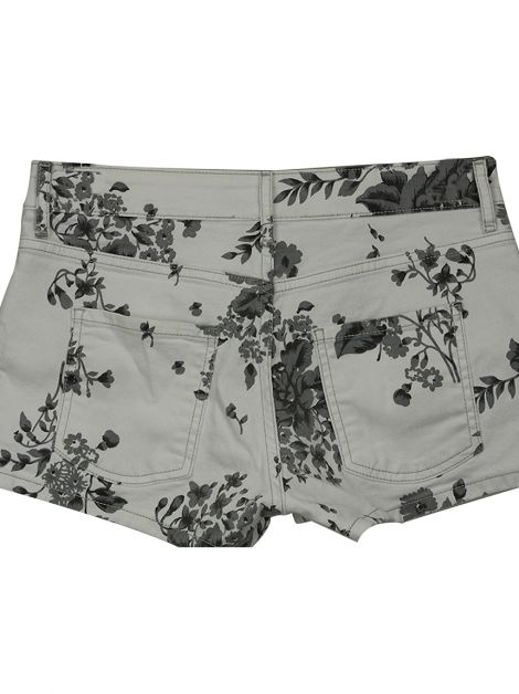 Shorts Mixed Curto Floral