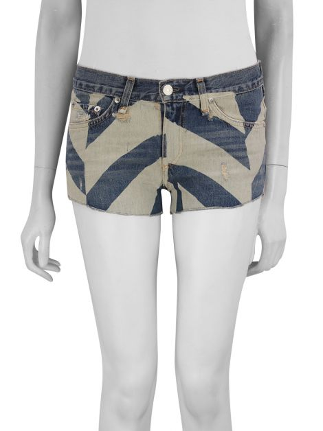 Shorts Rag & Bone Jeans Estampado