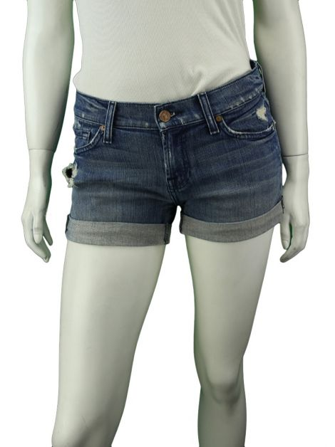 Shorts Seven For All Mankind Jeans Curto