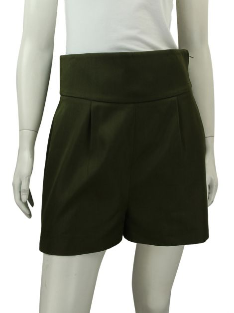 Shorts Yves Saint Laurent Verde