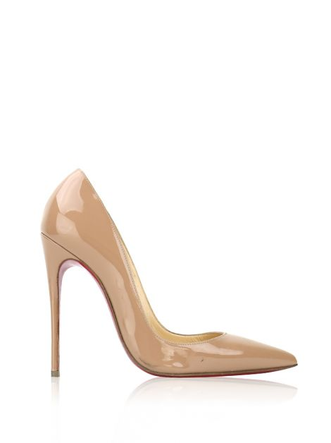 Sapato Christian Louboutin So Kate Nude