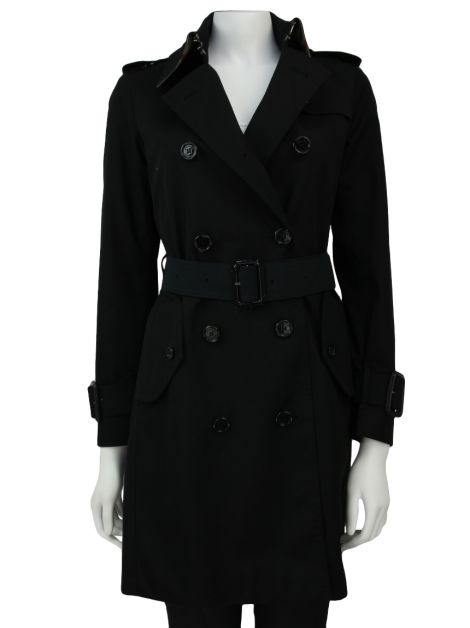 Trench Coat Burberry Preto