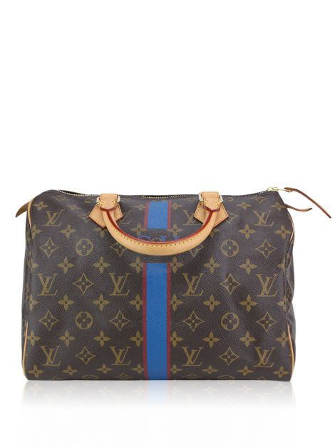 Bolsa Louis Vuitton Speedy 30 Mon Monograma