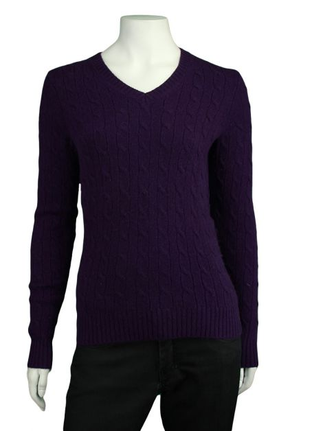 Suéter 346 Brooks Brothers Roxo