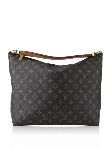 Bolsa Louis Vuitton Sully PM Marrom