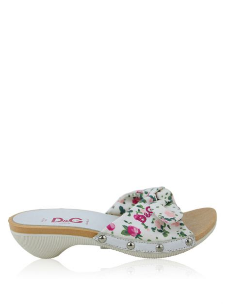 Tamanco D&G Junior Estampado Infantil