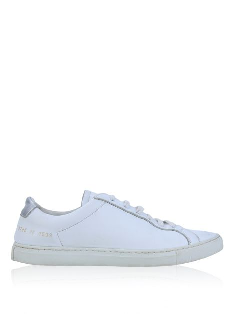 Tênis Common Projects Achilles Branco