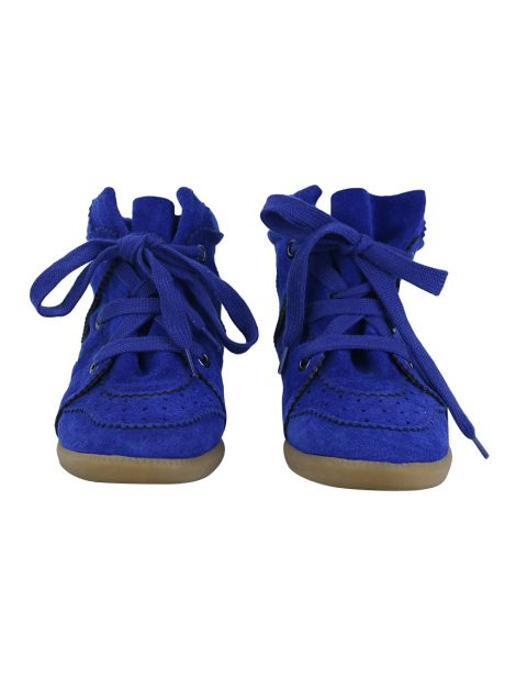 Tênis Isabel Marant Betty Azul