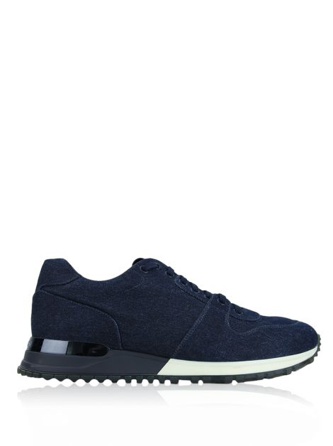 Tênis Louis Vuitton Run Away Jeans Masculino