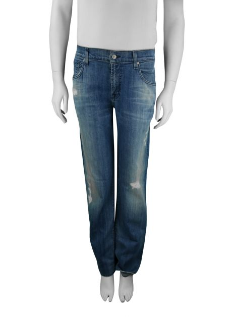 Calça Seven For All Mankind The Straight Jeans Masculino