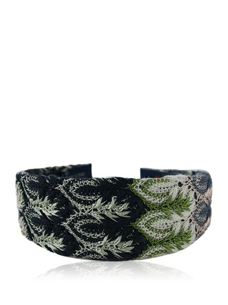 Tiara Missoni Bordada