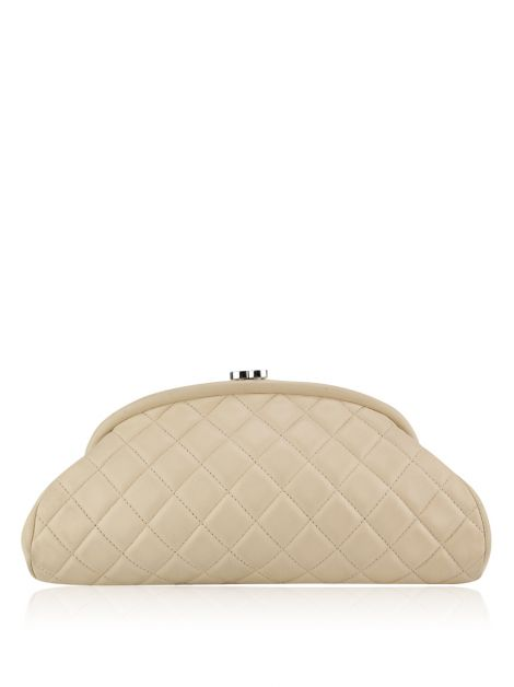 Clutch Chanel Timeless Nude