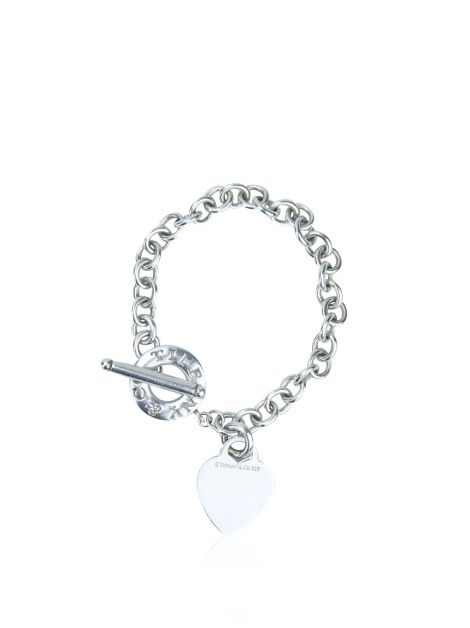 Pulseira Tiffany & Co Toggle Bracelet Prata