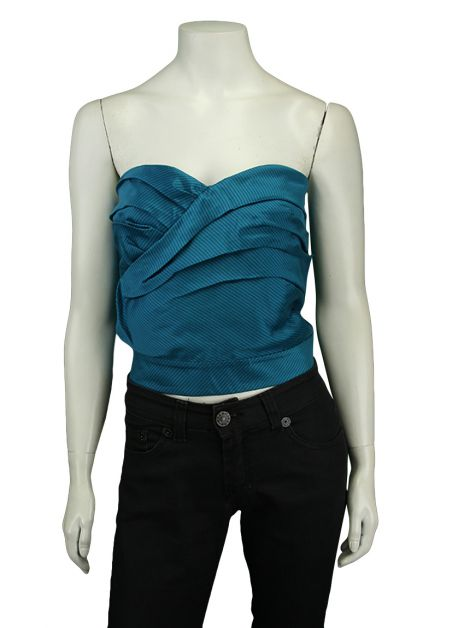 Top Marc By Marc Jacobs Seda Azul