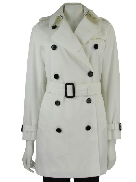 Trench Coat Burberry Branco