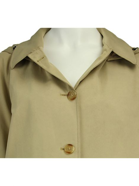 Trench Coat Burberry Heritage Bege