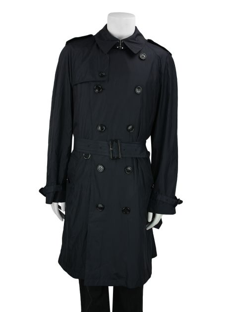 Trench Coat Burberry London Nylon Masculino