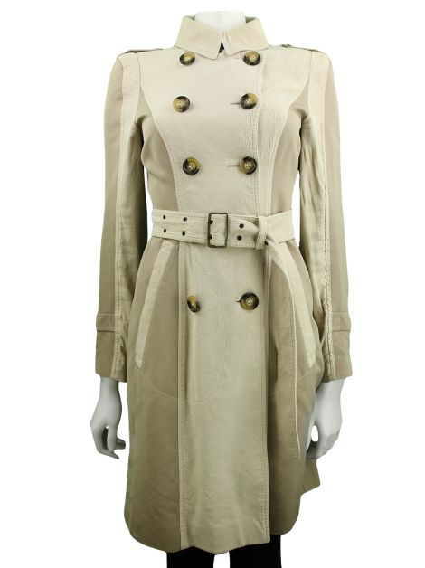 Trench Coat Burberry Prorsum Beige