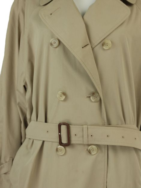 Trench Coat Burberry's Bege
