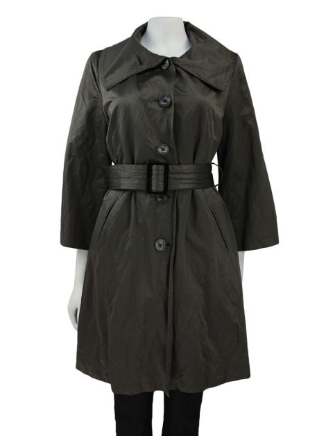 Trench Coat DKNY Cinza
