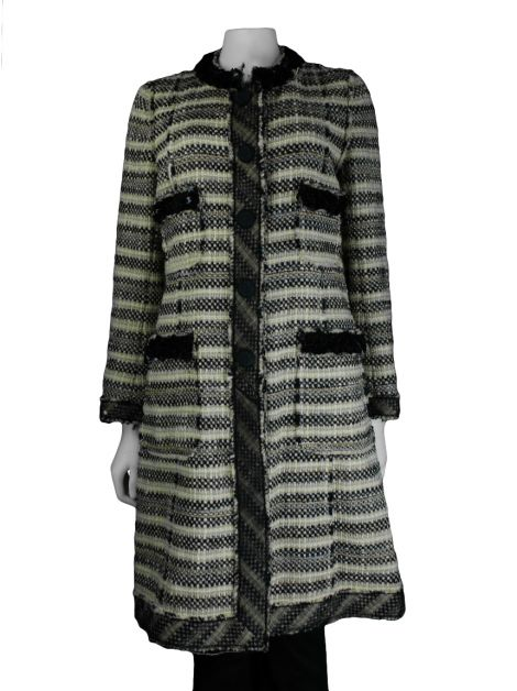 Trench Marc Jacobs Tweed Estampado