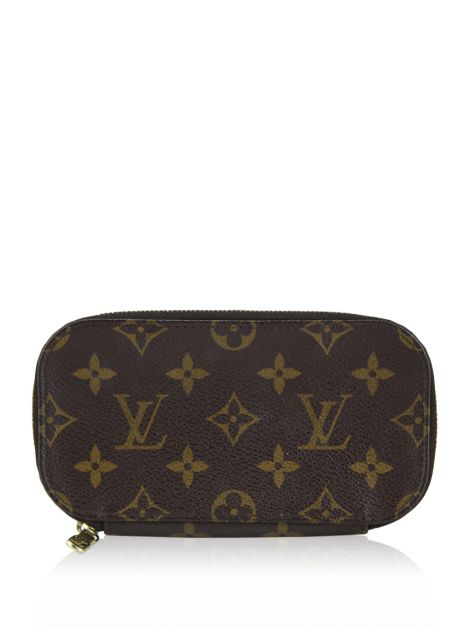 Necessaire Louis Vuitton Trousse Blush PM Monograma