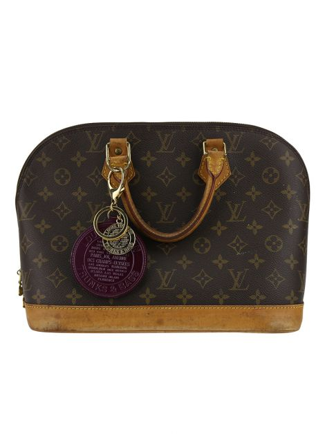 Chaveiro Louis Vuitton Trunks & Bags Charm Roxo