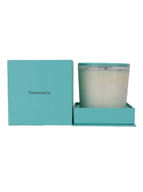 Vela Tiffany & Co Glass Jasmine