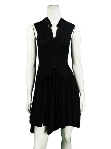 Vestido All Saints Spitalfields Preto